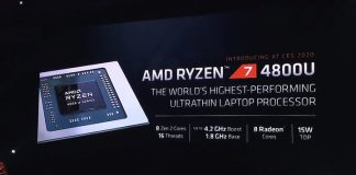 AMD launches monster Ryzen 4000 laptop processors with eight cores at CES 2020