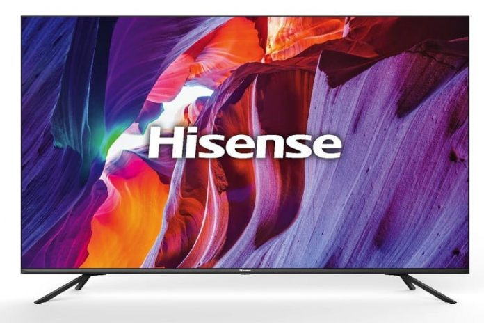 Hisense TV line for 2020 includes ULED, hands-free voice, and lasers