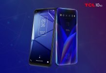 TCL Communications unveils first 5G phone