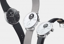 Withings ScanWatch arrives as first watch with ECG and sleep apnea detection