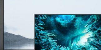 Sony announces new 8K LED and 4K OLED TVs