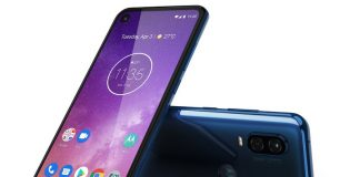 Motorola One Vision starts receiving the stable Android 10 update