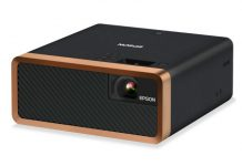 Epson adds Android TV to its streaming laser projectors