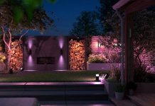 New Philips Hue outdoor fixtures are low-power and Bluetooth ready