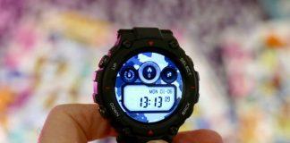 Amazfit's T-Rex smartwatch is so tough, it would take dino-mite to break it