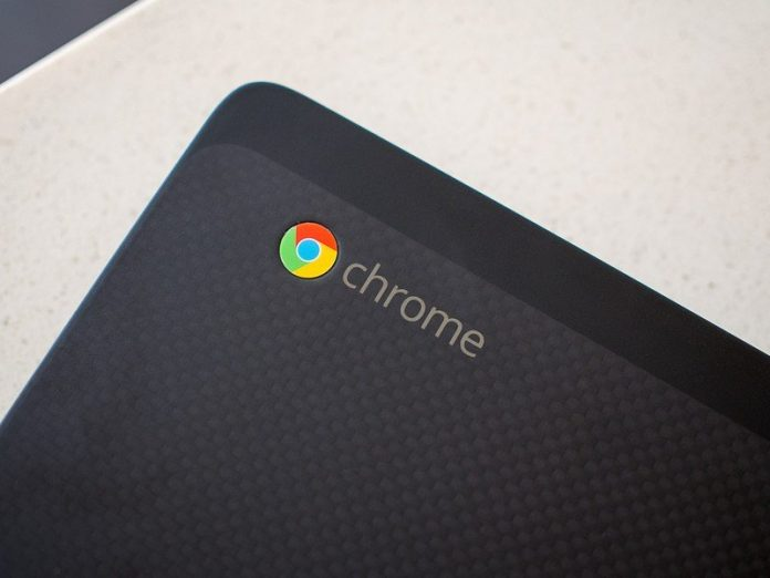 Google is working on adding electronic privacy screen support to Chrome OS