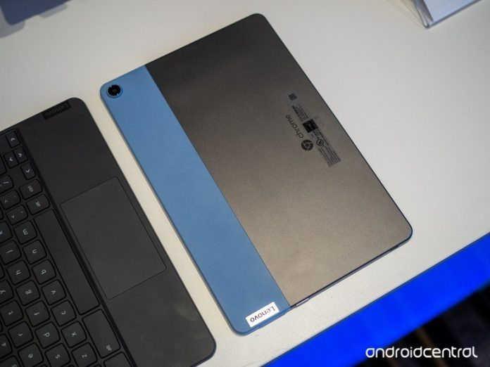 Finally, Lenovo is giving us the Chromebook tablet Google couldn't