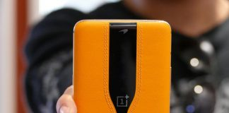 The camera lenses on OnePlus's concept phone disappear with a zap of electricity