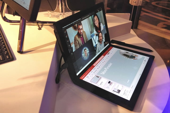 The ThinkPad X1 Fold made me a believer in the foldable PC