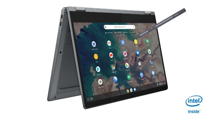 Lenovo serves up a pair of Chromebook experiences at CES