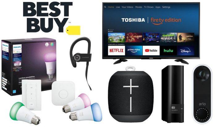 Deals: Best Buy's New 3-Day Sale Discounts Philips Hue, Beats Headphones, USB-C Hubs for MacBook Pro, and More