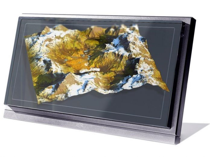 This 8K holographic TV looks stunning, but you can't have it