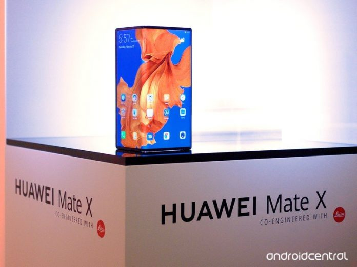 Here's how many foldable phones Huawei has sold so far
