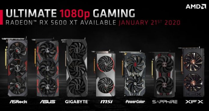 The AMD Radeon 5600 XT seems poised to be the GTX 1060 of this generation