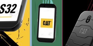 CAT dials up S32 rugged phone for entry level