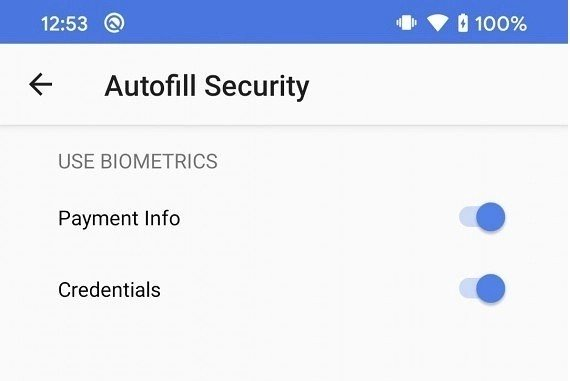 google-autofill-biometric-authentication