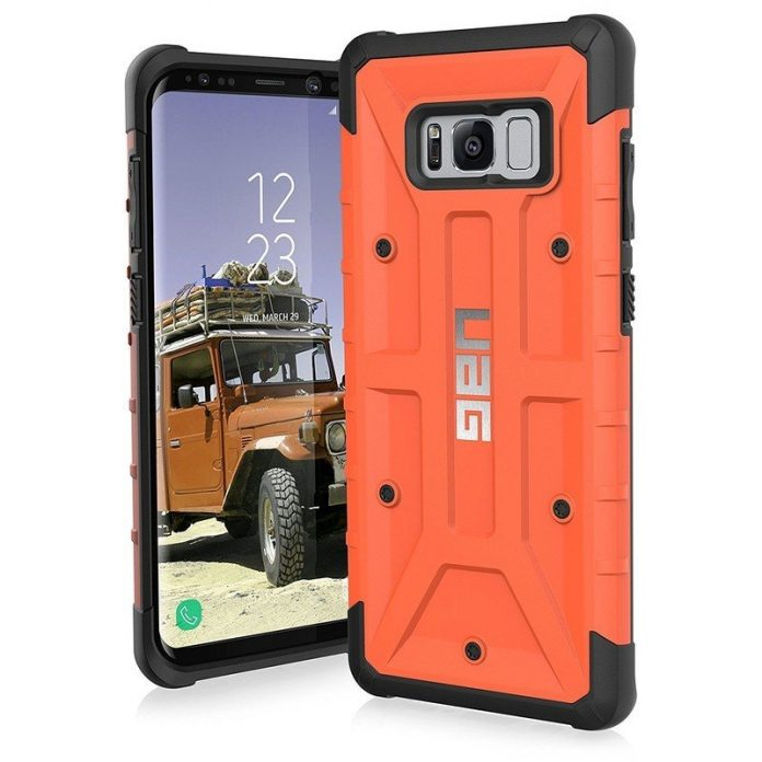 Get heavy duty with these great cases for your Galaxy S8