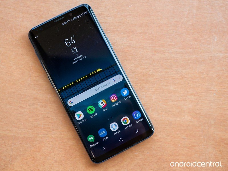 Galaxy S9 Android 10