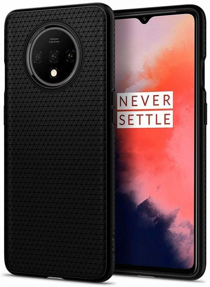 Protect your shiny new OnePlus 7T with a shiny new case