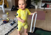 Smart A.I. bodysuits could reveal when babies are developing mobility problems
