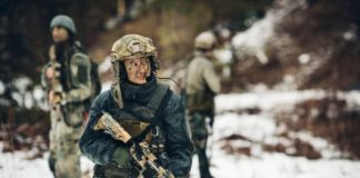 Clever wearable will let soldiers go gloveless in freezing conditions