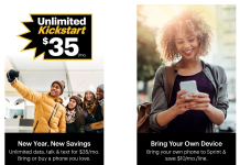 The best deals available at Sprint (January 2020)