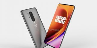 OnePlus 8's 120Hz Fluid Display gets demonstrated in new video