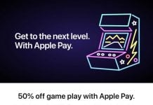 Apple Pay Promo Offers 50% Off Game Play at Dave & Buster's