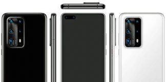 New Huawei P40 Pro leak reveals a penta camera array, gorgeous ceramic body
