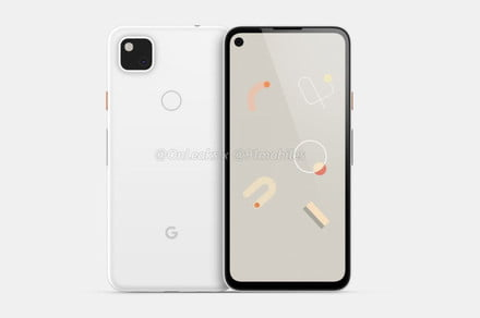 At least one Google Pixel 4a variant will reportedly support 5G