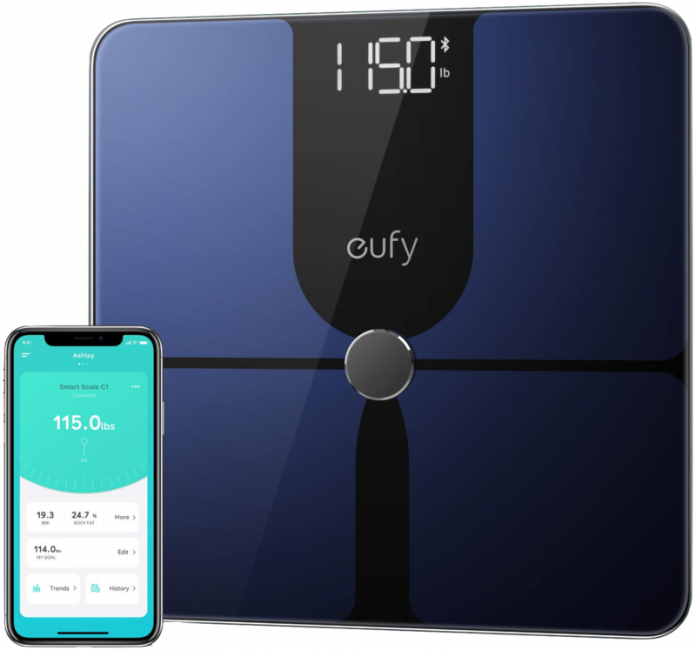 Keep tabs on your weight loss goals with these smart scales