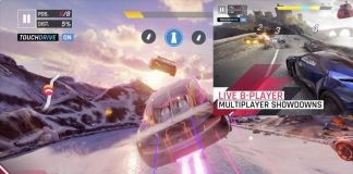 Mac Catalyst App 'Asphalt 9: Legends' Now Available