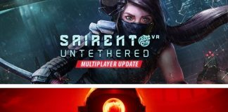 Sairento: Untethered and Red Matter are $10 off for the Oculus Quest