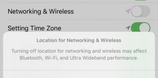 Latest iOS 13.3.1 Beta Includes Toggle for Disabling U1 Ultra Wideband Chip