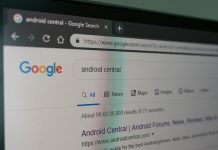 Google search results on the desktop now include favicons
