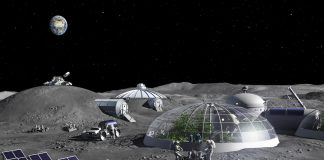 Scientists come up with a method to make oxygen from moon dust