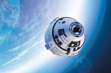 See video of Boeing's Starliner orbital flight test from inside the capsule