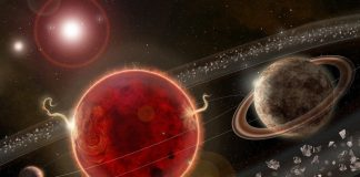 The nearest star to our sun, Proxima Centauri, may host a second planet