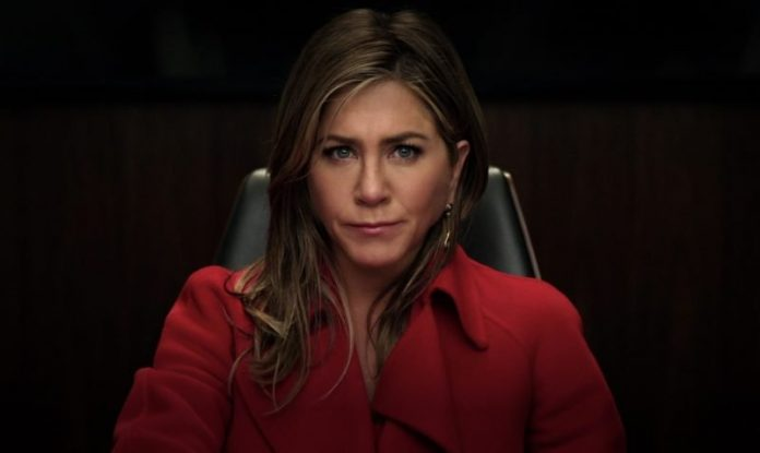 Jennifer Aniston Wins SAG Award for Outstanding Performance in Apple TV+ Series 'The Morning Show'
