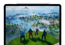 Latest Fortnite Update for iOS Brings 120fps Mode to 2018 iPad Pro