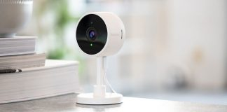 Protect your home from intruders with this $40 indoor security camera