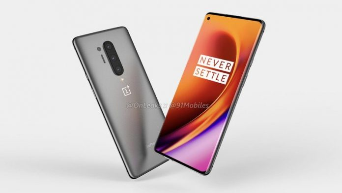 OnePlus 8 Pro hands-on image leaks, revealing 120Hz refresh rate settings