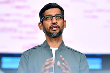Google CEO Sundar Pichai warns of dangers of A.I. and calls for more regulation