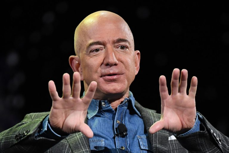 Jeff Bezos' phone allegedly hacked by Saudi crown prince's WhatsApp message