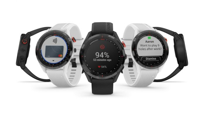 The new Garmin Approach S62 has maps for 41,000 golf courses
