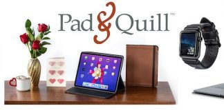 Deals: Pad & Quill's Early Valentine's Day Sale Offers Up to 40 Percent Off Apple Accessories