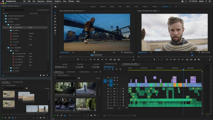 Adobe teases a major team organization boost for Premiere Pro
