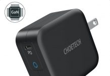 MacRumors Giveaway: Win a 61W GaN USB-C Power Adapter and USB-C Cable From Choetech