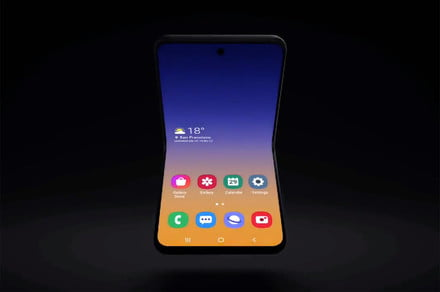 The Samsung Galaxy Z Fold may offer dual 12-megapixel cameras