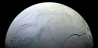 Could Enceladus, the icy moon of Saturn, be capable of supporting life?